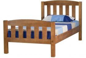 Tasman King Single Slat Bed Fame from Bedworld