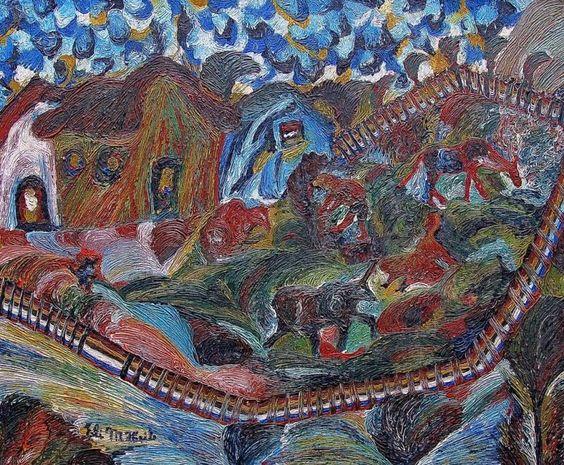 A arte de Eli Heil década a década