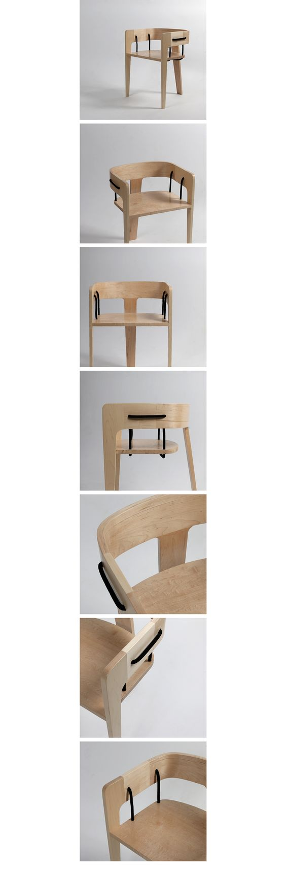 The chair motivated by a swing