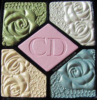 Dior Garden Edition Eyeshadow Palette