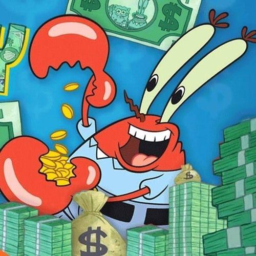 geld geld geld mr krabs der beste weg um geld zu hause zu verdienen