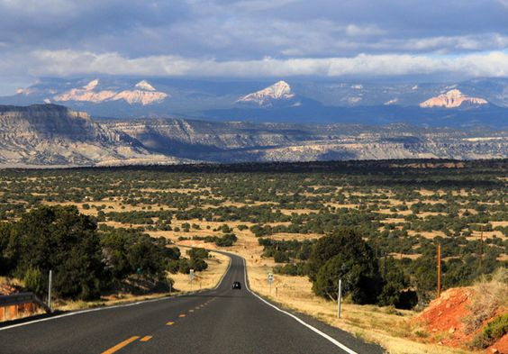 One of the prettiest drives you'll ever do in the US - Scenic Byway 12