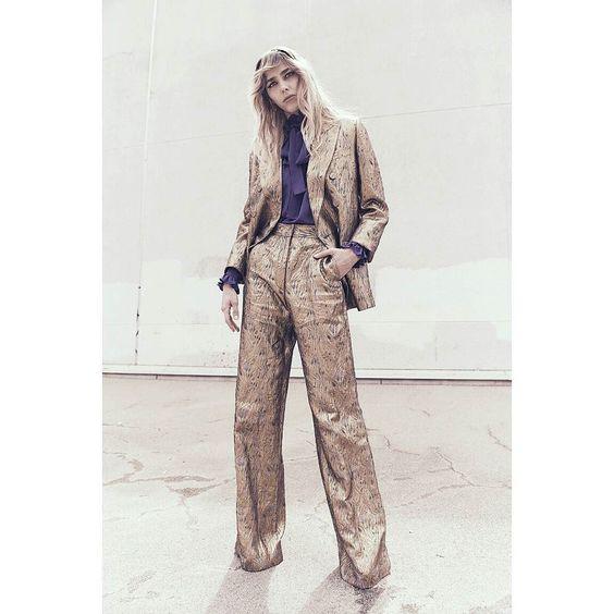 #hugomapelli #hugoinsta #fashioneditorial #designer # #style #thanks #model @luba_lubove and #greatteam #make-up @masae.ito #hair @okirakugontaka