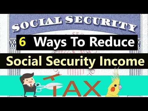 How To Reduce Or Eliminate Taxes On Social Security Benefits How To Minimize Taxes In Retirement Social Security Benefits Retirement Money Ira Investment