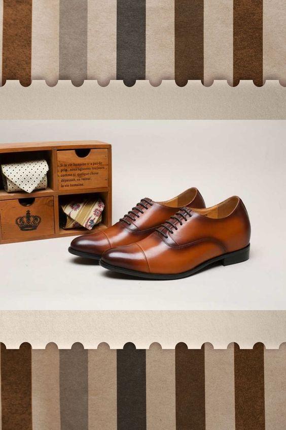 Schuhe Die Grosser Machen Vittorio 7 Cm In 2020 Elegante Schuhe Schuhe Herrenschuhe
