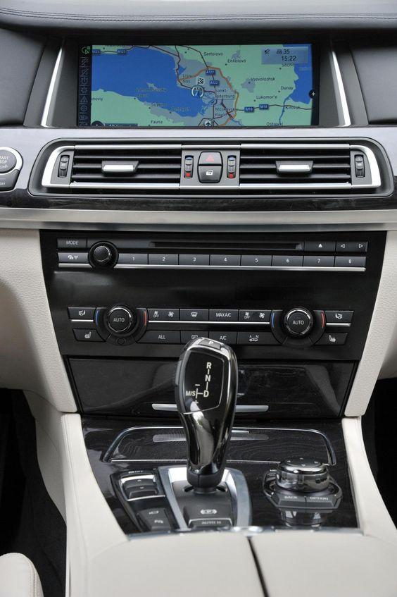 2013 BMW 7 Series.