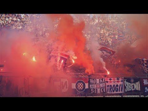 Hajduk Split 1 2 Dinamo Zagreb 22 04 2018 Torcida Bbb Youtube Zagreb Bbb Photo