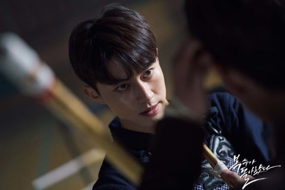 """5 Chilling Lines By Kwak Dong Yeon As The Antagonist Of """"My Strange Hero"""""""