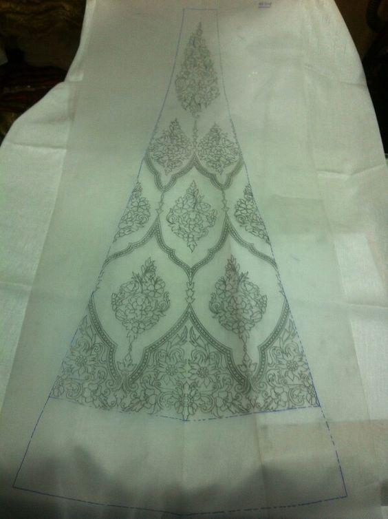 التصميم النظري lahenga الزفاف:
