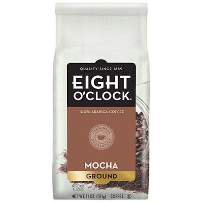 Nothing like a little chocolate with your coffee to start the day.