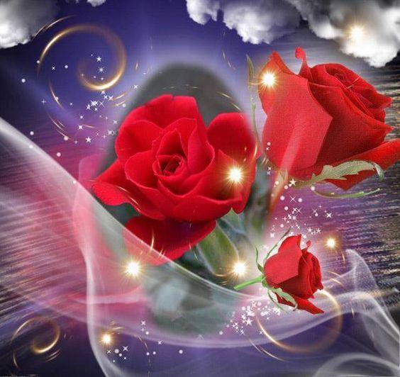 Llueve...  Afuera es noche y llueve,   como llueve en mi alma las horas de tristeza que no pasan.  Lo único y verdadero es el amor.  Simplemente eso eres...  Un soplo, una brisa, una ráfaga de viento,  un ramillete de flores frescas,   una caricia en mi alma...  Tú.: