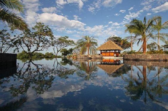 Beach Club located on the Hacienda Panilla Golf Resort Tamarindo Costa Rica