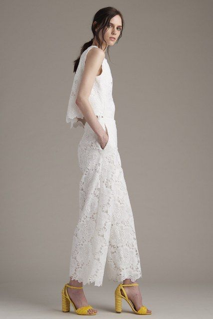 Monique Lhuillier, Look #18