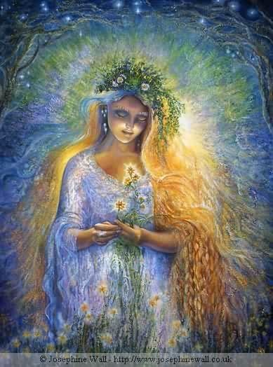 OSTARA, ritual para el equinocio de Primavera