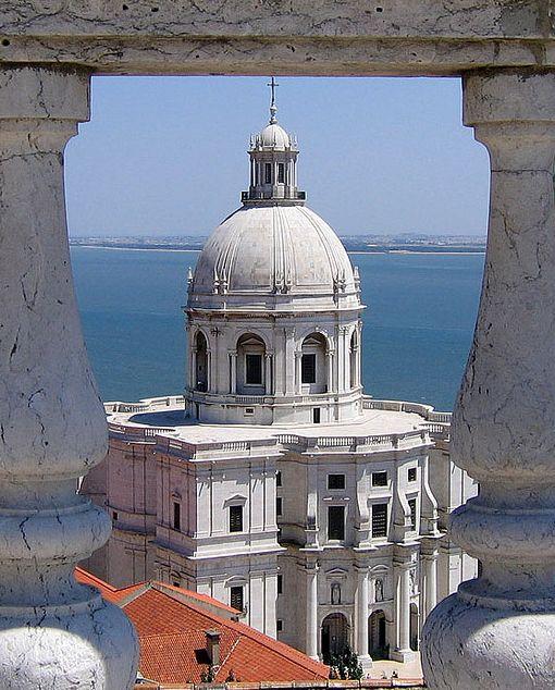 Panteão Nacional - Lisboa - PORTUGAL