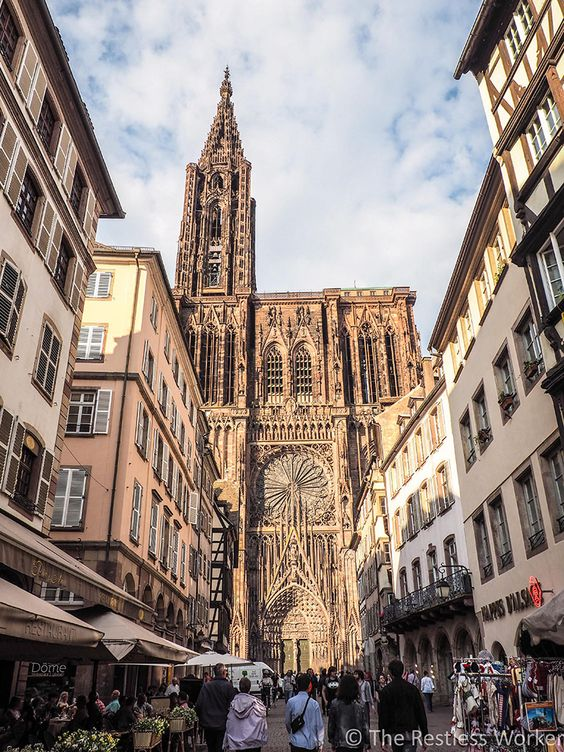 45 photos of Strasbourg, France to inspire your next trip   The Restless Worker