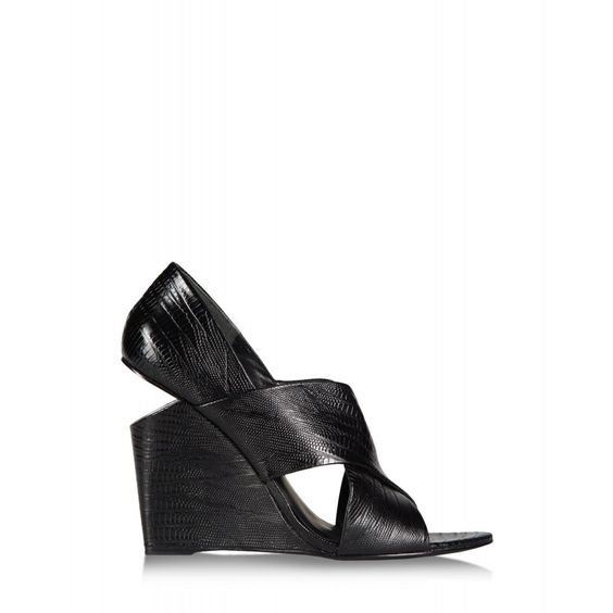 Alexander Wang Ida Embossed Sandals lowest price online 31zpPg