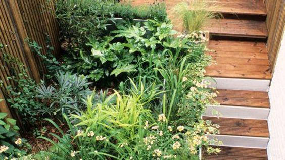 Pinterest am nagement petit jardin de ville html - Amenagement de petit jardin ...