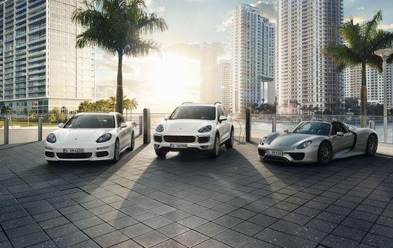 Porsche Hybrids