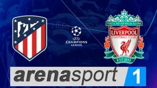 تردد قناة Arena Sport ارينا سبورت المفتوحة المجانية الناقلة لمباراة ليفربول ضد أتلتيكو مدريد في دور In 2020 Liverpool Football You Ll Never Walk Alone Champions League