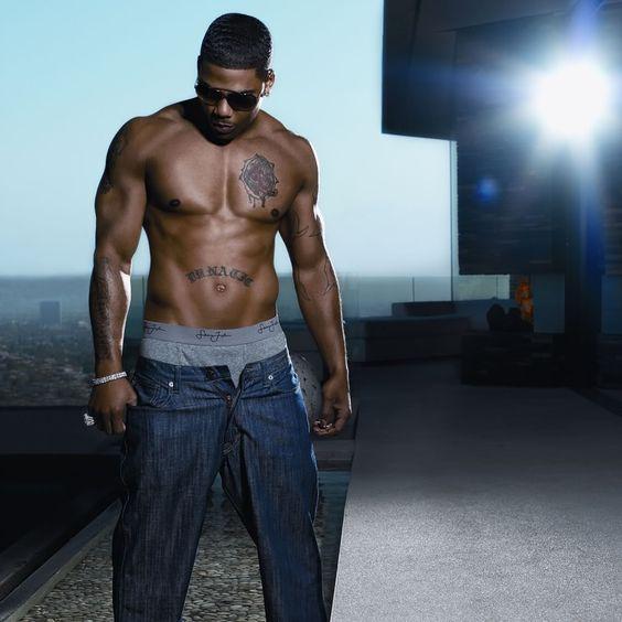 Nelly – Just a Dream (single cover art)