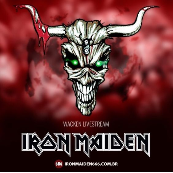 Iron Maiden live stream show at Wacken open Air 4-8-2016 !! The last show of the…