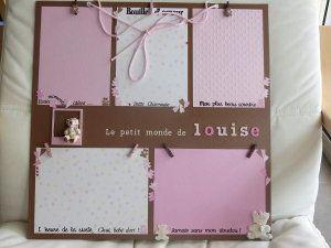 Le petit monde de Louise