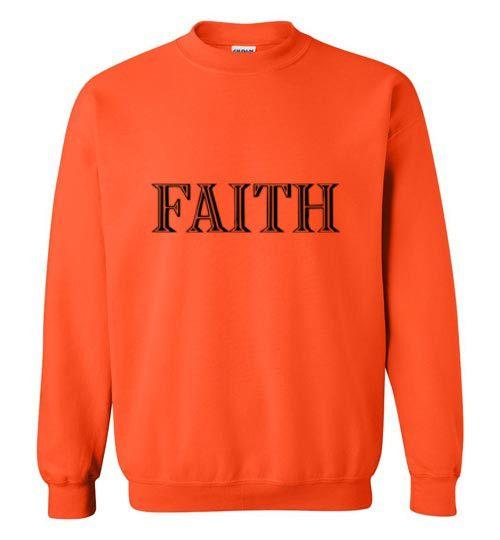 Will Walk by Faith (Gildan Sweatshirt)