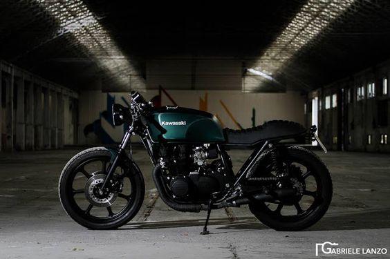 Kawasaki Z750 1980 By Just Bike