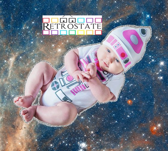 R2D2 ragazza tuta No Hat (ragazze R2D2)-Baby Girls - che la forza sia con te - divertenti Robot Baby - Star Wars - tutina da Retrostate di retrostate su Etsy https://www.etsy.com/it/listing/199110699/r2d2-ragazza-tuta-no-hat-ragazze-r2d2
