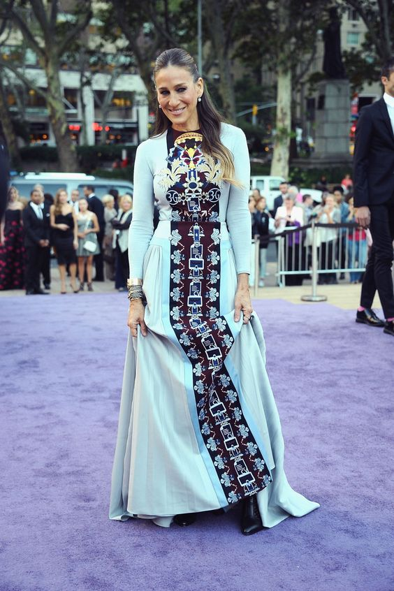 All the Looks from the New York City Ballet 2014 Fall Gala
