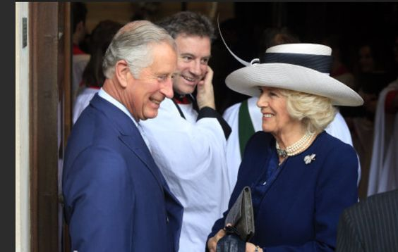 10 May 2016 Prince Charles, The Prince of Wales and Camilla, The Duchess of Cornwall attend a service at St Martin-in-the-Fields for the VC & GC Association.