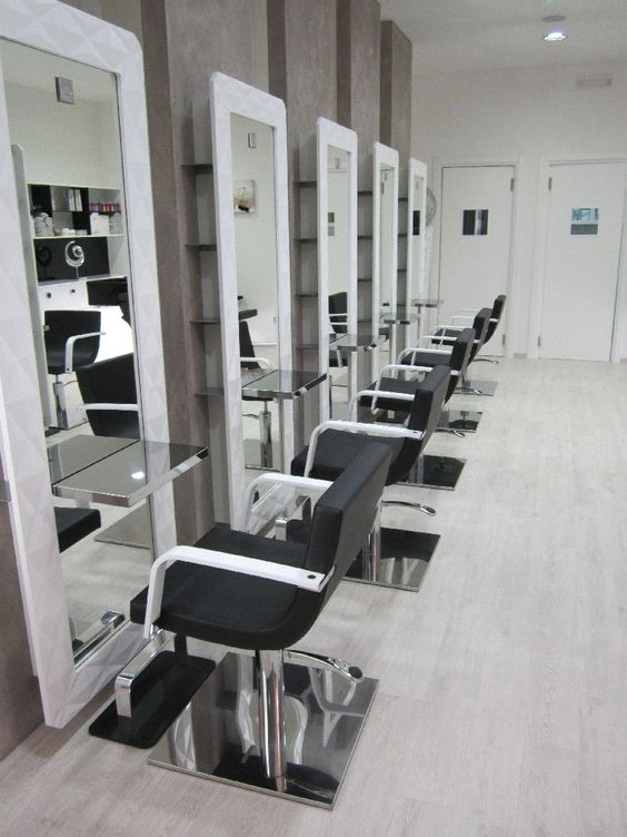 Beauty salon design salon furniture made in france for Design x salon furniture