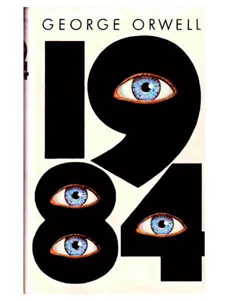 <em>Nineteen Eighty-Four</em>, by George Orwell (1949)