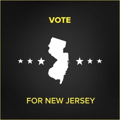 Simple NJ GOP Facebook design.