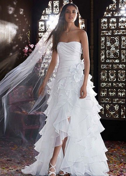 strapless taffeta gown - Google Search