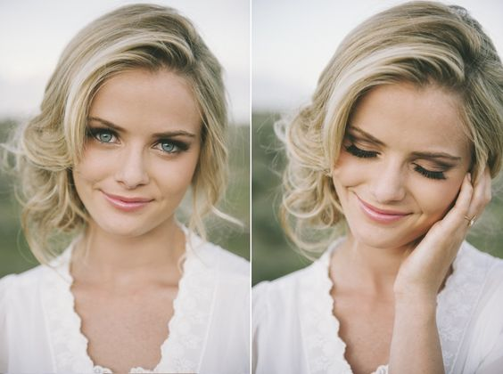 Utah bridal concept shoot // Hair and Makeup by Steph // Jessica White Photography