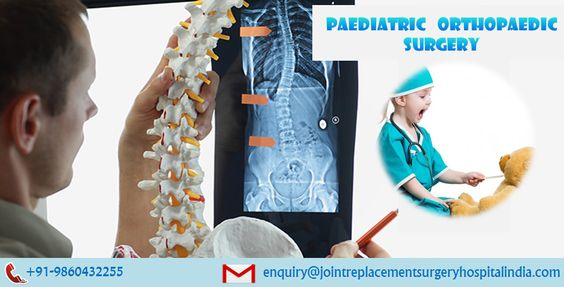Paediatric Orthopaedic Treatment