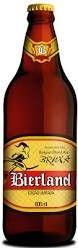 Cerveja Bierland Bruxa Blond Ale, estilo Belgian Blond Ale, produzida por Bierland, Brasil. 7.5% ABV de álcool.
