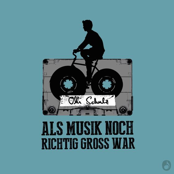Olli Schulz ist ein Freund der Vinyl-Schallplatte. Musik auf Schallplatten hat sein Leben und seine musikalische Sozialisierung geprägt, ...