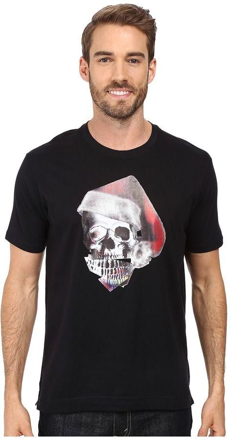Robert Graham Santa Skull T-Shirt