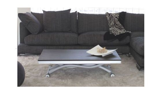Amazing space saving coffee tables that convert into a dining table  Hometone