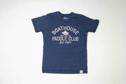 Boathouse Paddle Club Vintage Tee