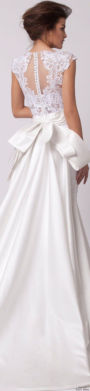 Zeina Kash Bridal Spring 2016