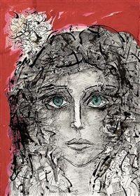 O.T. Frauenporträt by Juan Carlos Benitez