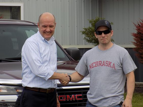 Congratulations Brian DePriest on the purchase of your canyon!