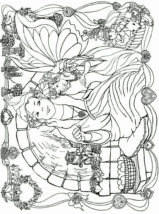 Pin On Example Winter Coloring Page