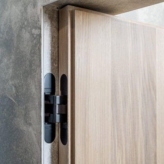 Detail Archivi The Design Walker Flush Door Design Door Design Modern Wood Doors Interior