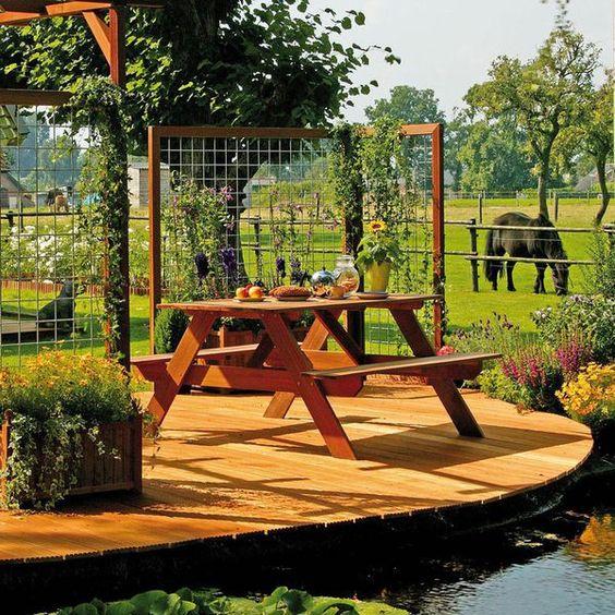 ancienne terrasse #défraîchie ? Bois naturel ou composite