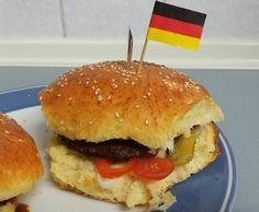 Hamburger Brötchen extra fluffig (von Slava)